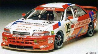 #24150 Tamiya Toyota Cerumo EXIV JTCC 1/24 Scale Plastic Model Kit,Needs Assembly: Toys & Games