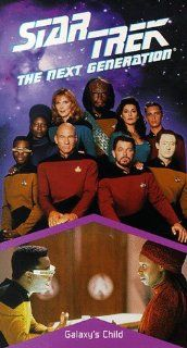 Star Trek   The Next Generation, Episode 90: Galaxy's Child [VHS]: LeVar Burton, Gates McFadden, Gabrielle Beaumont, Robert Becker, Cliff Bole, Timothy Bond, David Carson, Chip Chalmers, Richard Compton, Robert Iscove, Winrich Kolbe, Peter Lauritson, R