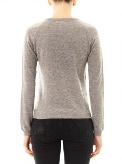 Bisous cashmere sweater  Chinti and Parker