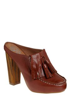 Jeffrey Campbell Kiltie Pleasure Heel  Mod Retro Vintage Heels