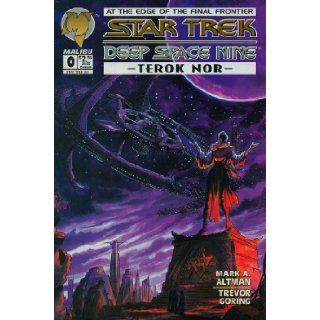 Star Trek: Deep Space Nine: Terok Nor, Edition# 0: Malibu: Books