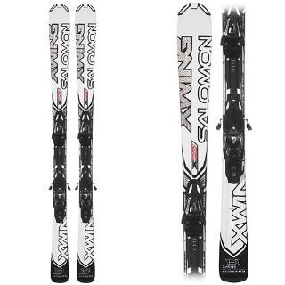 Salomon X Wing 6 Men's Ski Package : All Mountain Skis : Sports & Outdoors