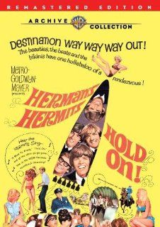 Hold On! [Remaster]: Herman'S Hermits, Shelley Fabares, Sue Ane Langdon, Herbert Anderson, Peter Blair Noone, Arthur Lubin, Shelley Fabares, Sue Ane Langdon: Movies & TV