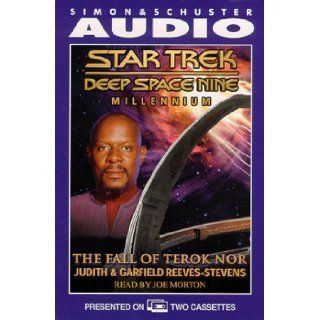 Millennium (Star Trek: Deep Space Nine): The Fall of Terok Nor: Judith Reeves Stevens, Garfield Reeves Stevens, Joe Morton: 9780743500104: Books