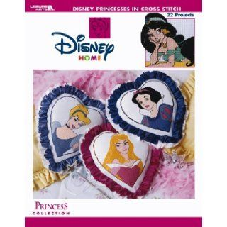 Disney Princesses in Cross Stitch 22 Projects: None Noted: Books