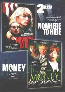 Nowhere To Hide / Money: Amy Madigan, Michael Ironside, Bruno Cremer, Maryam D'Abo, Mario Azzopardi, Claudio Mancini: Movies & TV