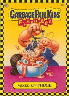 Topps Garbage Pail Kids Flashback Rare Bonus Card!: Toys & Games