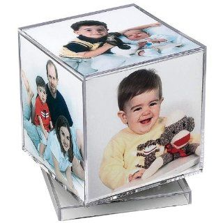 MOTORIZED PHOTO CUBE FOR CVS