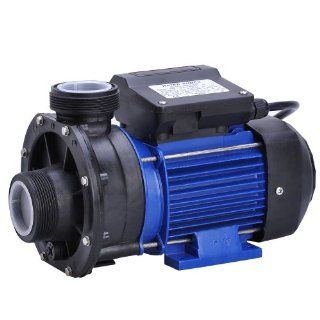 3/4 HP Electric Fountains Spa Swimming Pond Pool Water Pump Above Ground 550W  Patio, Lawn & Garden