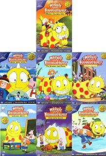 Maggie and the Ferocious Beast   Special (7 pack) Maggie's Halloween Caper / Magic Snow Globe / Ride'em Cowboy / School Days / The Nowhere Land Parade / Three Little Ghosts / Beast   Winter Nowhereland: Movies & TV
