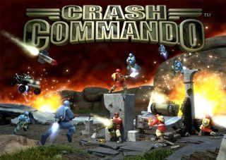 Crash Commando  [Online Game Code   Full Game]: Video Games