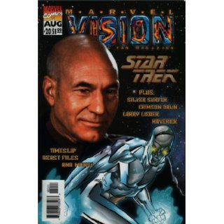 Marvel Vision Star Trek Fan Magazine #20. August 1997: Stan Lee: 0759606035083: Books
