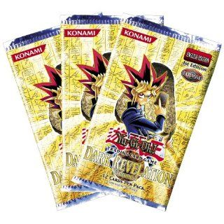Yu Gi Oh Cards   Dark Revelation 1   Booster Pack: Toys & Games
