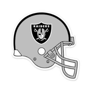 "Oakland Raiders NFL Large Sticker (12"" x 12"") Cornhole Wall Car : Sports Fan Bumper Stickers : Sports & Outdoors"