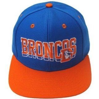 Denver Broncos Retro Snapback Script Cap Hat John Elway Davis BO: Everything Else