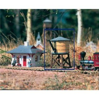 Piko 62701 Old West Water Tower (Pre Built): Toys & Games
