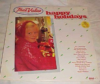 Happy Holidays By True Value Hardware Stores Vol. 20 (The Carpenters, Perry Como, Bing Crosby, Sergio Franchi, Mario Lanza, Mantovani, Ronnie Milsap, Elvis, Kate Smith, and Others) Record Vinyl Album LP: Music