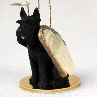 Giant Schnauzer, Black Tiny Ones Dog Angels (2 in): Pet Supplies
