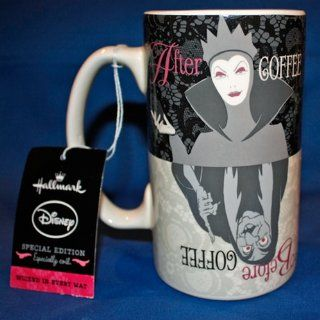 Hallmark Special Edition Queen / Witch Flip Mug   Disney's Sleeping Beauty   Maleficent   DYG9717: Coffee Cups: Kitchen & Dining