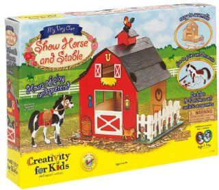 My Very Own Horse & Stable: Toys & Games