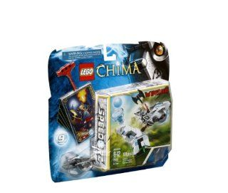 LEGO Chima Ice Tower (70106): Toys & Games