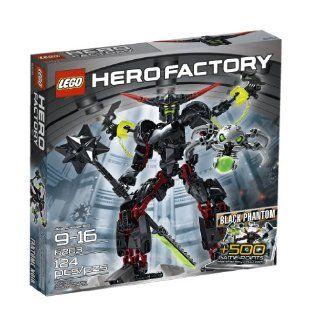 LEGO Hero Factory Black Phantom 6203: Toys & Games