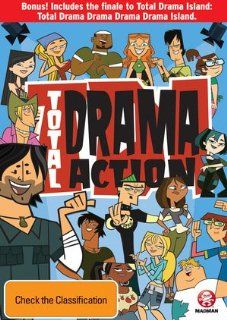 Total Drama Action: Collection 1 [Region 4]: Rachel Wilson, Peter Oldring, Cl� Bennett, Christian Potenza, Scott McCord, Emilie Barlow, Carter Hayden, Megan Fahlenbock, Katie Crown, Adam Greydon Reid, Chad Hicks, Keith Oliver, CategoryArthouse, CategoryCul