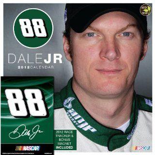 2012 Dale Earnhardt Jr. Nascar Wall Calendar nascar 9781617761256 Books