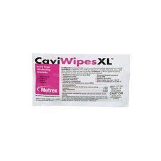 Metrex XL CaviWipes, Single, 50/bx, 6 bx per case, MET 13 1155 (50/bx, 6 bx per case) Industrial & Scientific