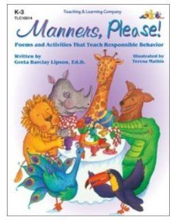 Lorenz Corporation TLC10014 Manners, Please  Grade K 3   Teaching Materials