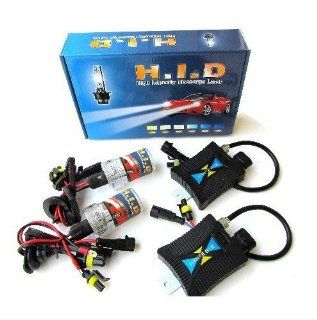 55W 6000K/8000K Single Beam HID Xenon Light Kit Slim H1/H3/H4/H7/H8/H9/H11/9005/9006   Please tell us the Bulb Size and Color Temperature after your payment: Automotive