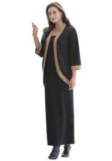 Jessica London Women's Plus Size Jacket Dress Set