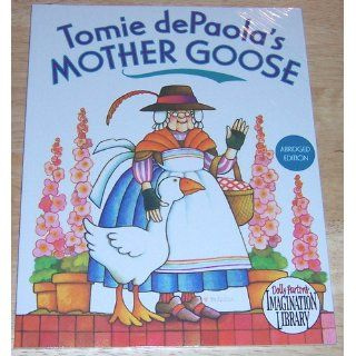 Tomie dePaola's Mother Goose: Tomie dePaola: 9780399255649:  Kids' Books