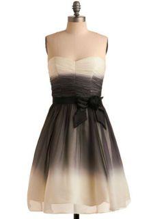 Betsey Johnson Belle of the Barre Dress  Mod Retro Vintage Dresses