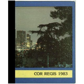 (Reprint) 1983 Yearbook: Sacred Heart High School, Los Angeles, California: Sacred Heart High School 1983 Yearbook Staff: Books
