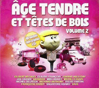 Age Tendre Et Tete De Bois Vol 2: Music