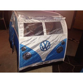 VW Camper Van Child's Pop up Play Tent blue: Toys & Games