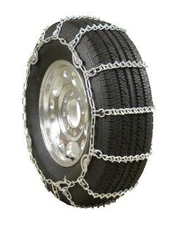 Glacier Chains H2828SC Light Truck V Bar Twist Link Tire Chain: Automotive