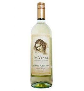 2011 Da Vinci Pinot Grigio 750ml: Wine