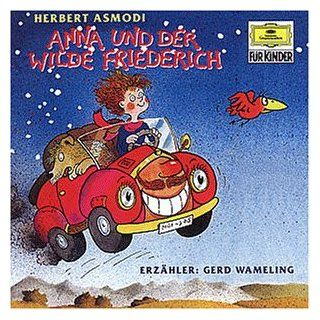 Anna und der Wilde Friederich (Anna and the Wild Friederich): Music