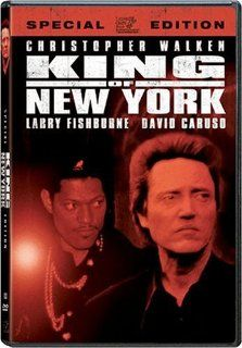 King of New York (Special Edition): Christopher Walken, David Caruso, Laurence Fishburne, Victor Argo, Wesley Snipes, Janet Julian, Joey Chin, Giancarlo Esposito, Paul Calderon, Steve Buscemi, Theresa Randle, Leonard L. Thomas, Bojan Bazelli, Abel Ferrara,