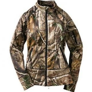 SHE Women's C2 Flex Fit Camo Jacket With Scentlok, Realtree AP HD, XX Large : Camouflage Hunting Apparel : Sports & Outdoors