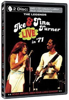 The Legends Ike & Tina Turner   Live In '71: Ike Turner & Tina: Movies & TV