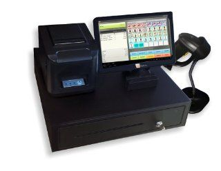 Complete Retail Point of Sale POS System Includes Everything You Need. This Cutting Edge Point of Sale POS System Is Easier to Use and More Versatile Than a Simple Cash Register. Provides an Intuitive and Fast Way to Ring up Orders. You Can Manage Inventor