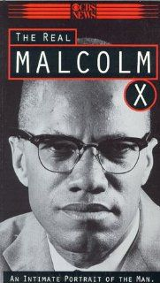 Real Malcolm X [VHS]: Dan Rather, Maya Angelou, Ray Barron, Ella Collins, Rod Collins, James Cone, James Cotton, Chuck D., David Dubois, James Farmer, Peter Goldman, Pidie Lucus Green, Brett Alexander: Movies & TV