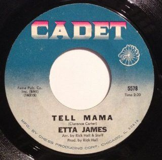 Tell Mama/I'd Rather Go Blind Music