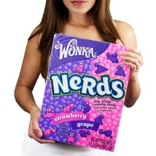 World's Largest Box of Nerds Candy : Hard Candy : Grocery & Gourmet Food