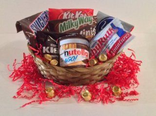 Chocolate Lover Care Package Perfect for a Great Quickly Lunch Every Day  Gourmet Gift Items  Grocery & Gourmet Food