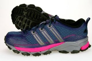 Adidas Questar Trail Women's Running Shoes Navy/Pink/Gray 8: Shoes