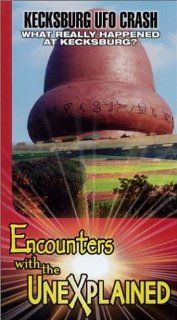 Kecksburg UFO Crash What Really Happened at Kecksburg? [VHS] David Priest Movies & TV